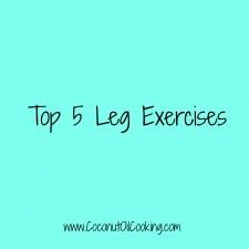 Leg Workout 225x225  Top 5 Leg Exercises