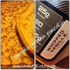 Pumpkin Protein Pancakes 225x225  Pumpkin Protein Pancakes
