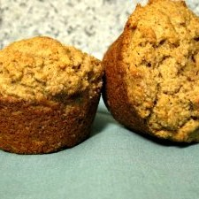 Sweet Potato Muffins 225x225  Healthy Sweet Potato Muffins