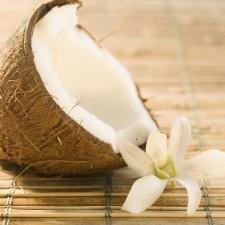 coconut oil 225x225  Coconut Oil & Abdominal Fat
