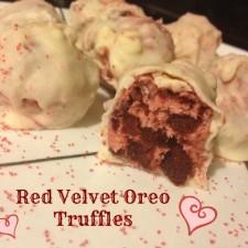 Red Velvet Oreo 225x225  Red Velvet Oreo Truffles