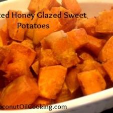 Sweet Potatoes 225x225  Roasted Honey Glazed Sweet Potatoes