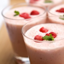 Smoothie 225x225  Raspberry Protein Smoothie