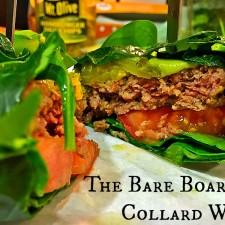 Wild Board Burger Wrap 1 225x225  Collard Wrap Boar Burger