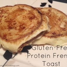 GF French Toast 225x225  Gluten-Free Protein French Toast