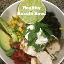 bowl 2 1 225x225  Healthy Homemade Burrito Bowl