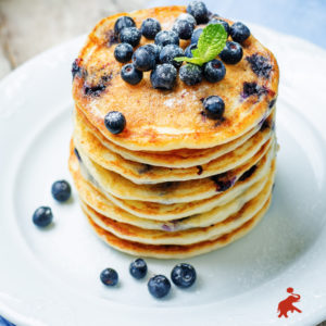 Pancakes 300x300  Galentine's Day Brunch