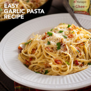 Carbonara 300x300  Easy Dinners with 5 Ingredients or Less
