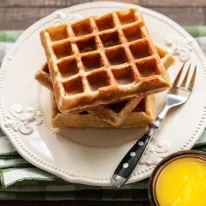 Buttermilk Waffles 300x300  Waffle-tastic Recipes!