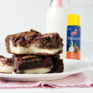 cheesecake brownie 7 30 300x300  Cheesecake Brownies, the Delicious Duo