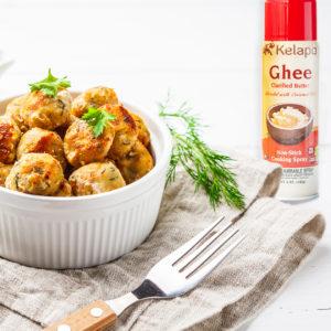 TurkeyMeatballs 300x300  Turkey Meatballs with Dipping Sauce